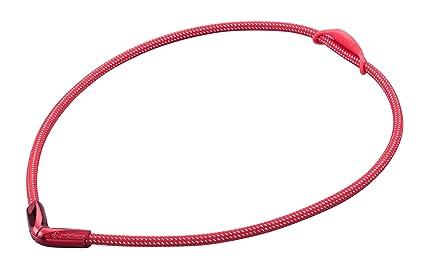 ファイテン(phiten) ネックレス RAKUWAネックX50 Vタイプ 広島東洋カープモデル レッド 50cm