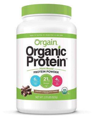 Orgain - Organic Plant-Based Protein Powder