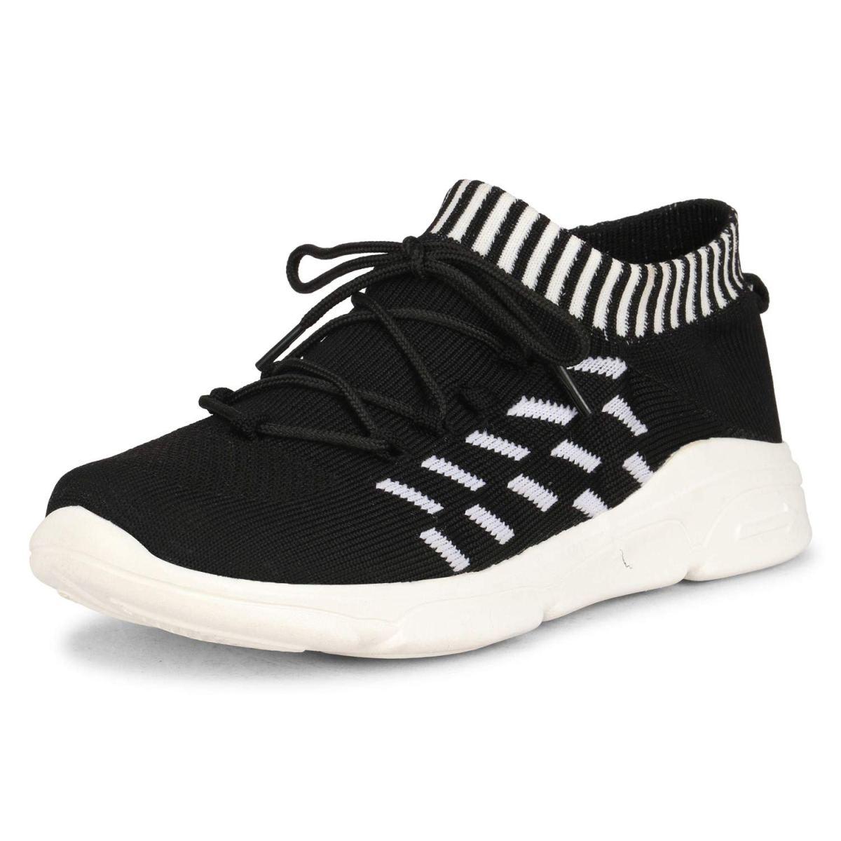 DYMO FOOTWEAR Running, Walking, Sports, Gym (Socks) Shoes for Women and Girls