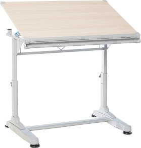 Stand Up Desk Store Height Adjustable Drawing