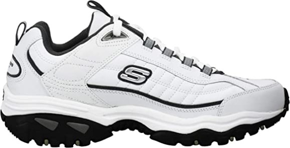 Skechers Men's Energy Afterburn Shoes - Men's Shoes for Running on Road