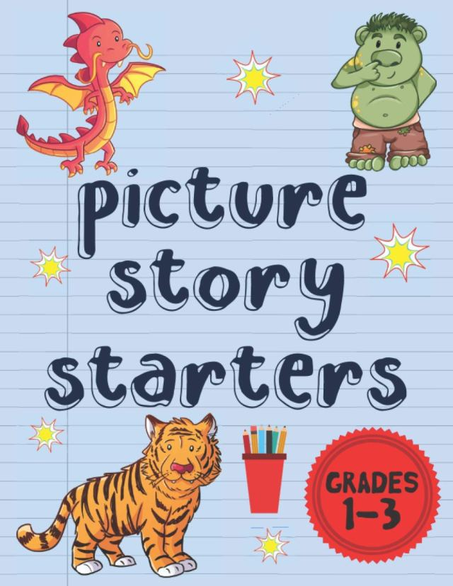 Amazon.com: Picture Story Starters: Easy Writing Prompts For Kids