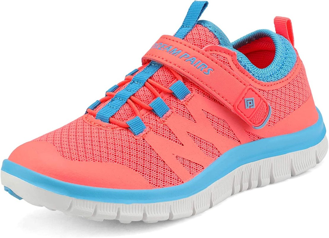 DREAM PAIRS Boys Girls Sneakers Casual Sports Running Shoes (Toddler/Little Kid/Big Kid)
