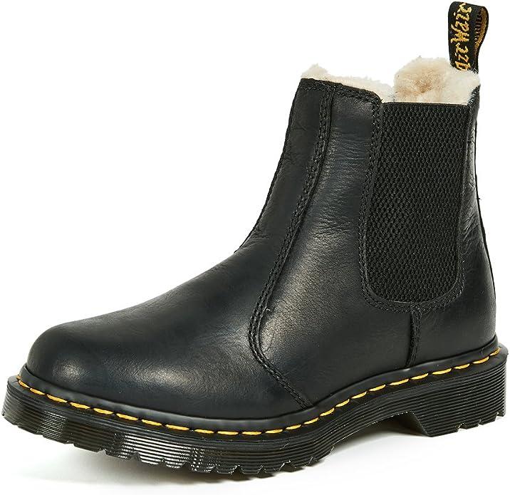 dr Martens winter shoes boots on sale black