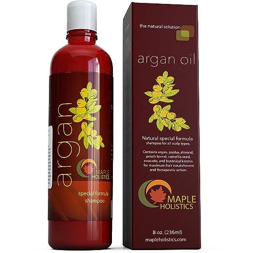 Maple Holistics Argan Shampoo