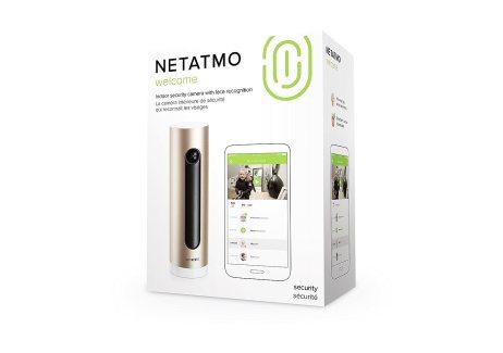 Reconnaissance facile des produits Netatmo