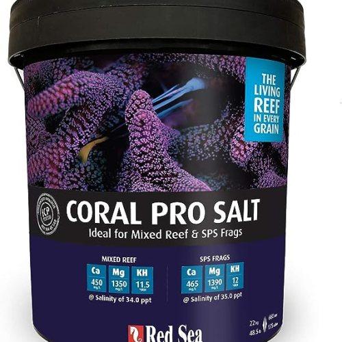 Red Sea Aquarium Salts - Coral Pro Salt