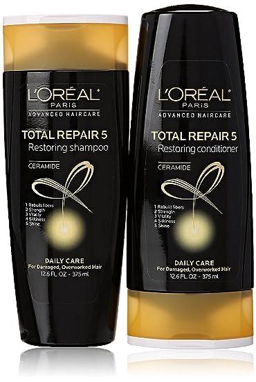 10 best drugstore shampoo and conditioner