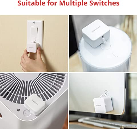 Switch Bot 使用例