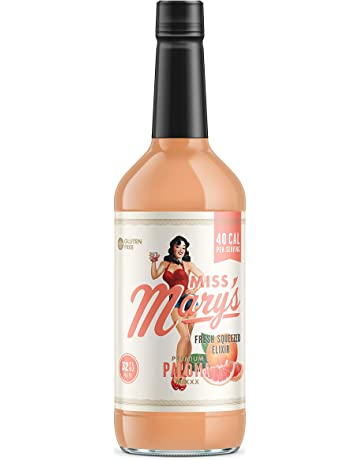 Miss Mary's Fresh Squeezed Paloma Mix | Low Sugar and Carbohydrates | Big Flavor | Clean Label