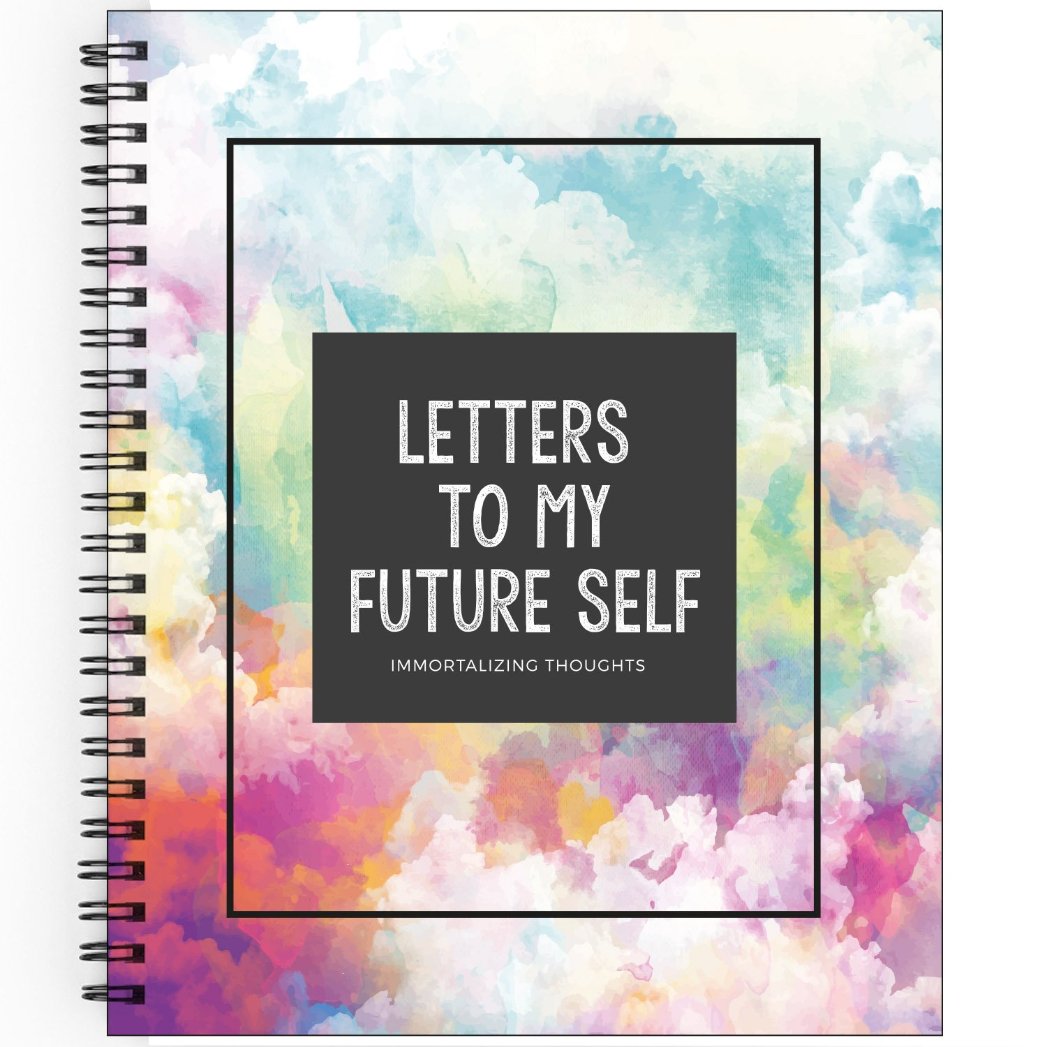 Letter To My Future Self Journal Book