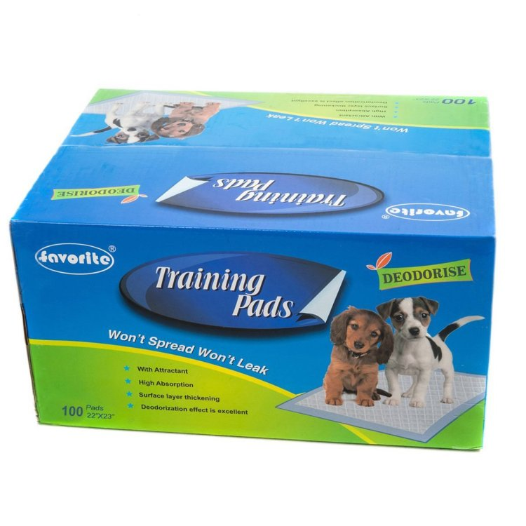 Puppy Training Pads for Housebreaking