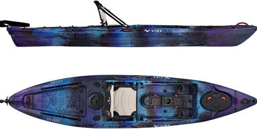 best sit on top angler kayak - Vibe Kayaks