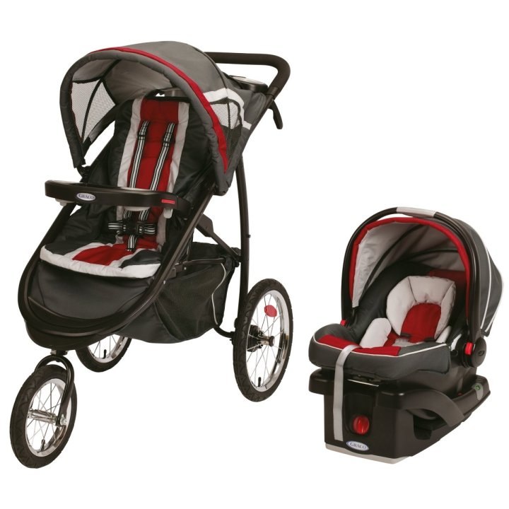 Modes Jogger Click Connect Travel System Admiral Graco
