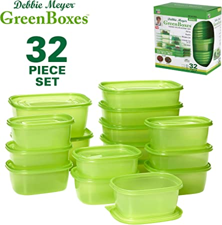 Debbie Meyer GreenBoxes Food Storage Containers
