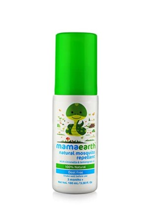 Image result for Mamaearth Natural Insect Repellent