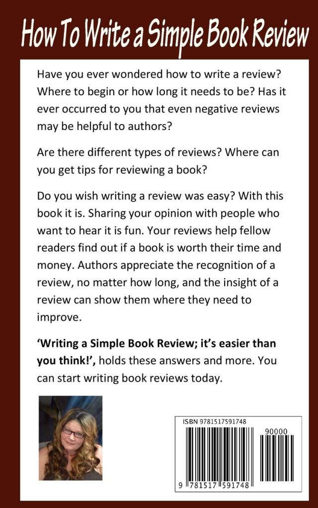 How To Write a Simple Book Review: It