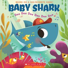 Baby Shark: Bajet, John John: 9781338556056: Amazon.com: Books