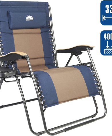 Four inexpensive zero gravity recliners - Trademark innovations