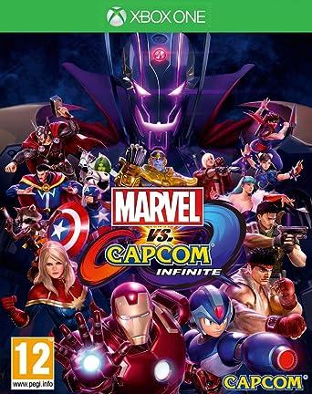 """Résultat de recherche d'images pour """"marvel vs capcom infinite xbox one"""""""