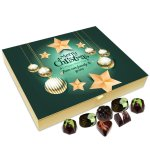 Chocholik Christmas Gift Box – Merry Christmas from Our Family to Yours Chocolate Box – 20pc
