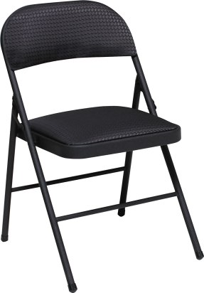 Cosco All Steel 4-Pack Folding Chair