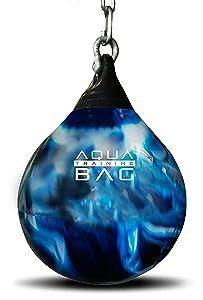 Uppercut Bag & Specialty Punching Bags - Bad Boy Blue Aqua Training Punching Bag