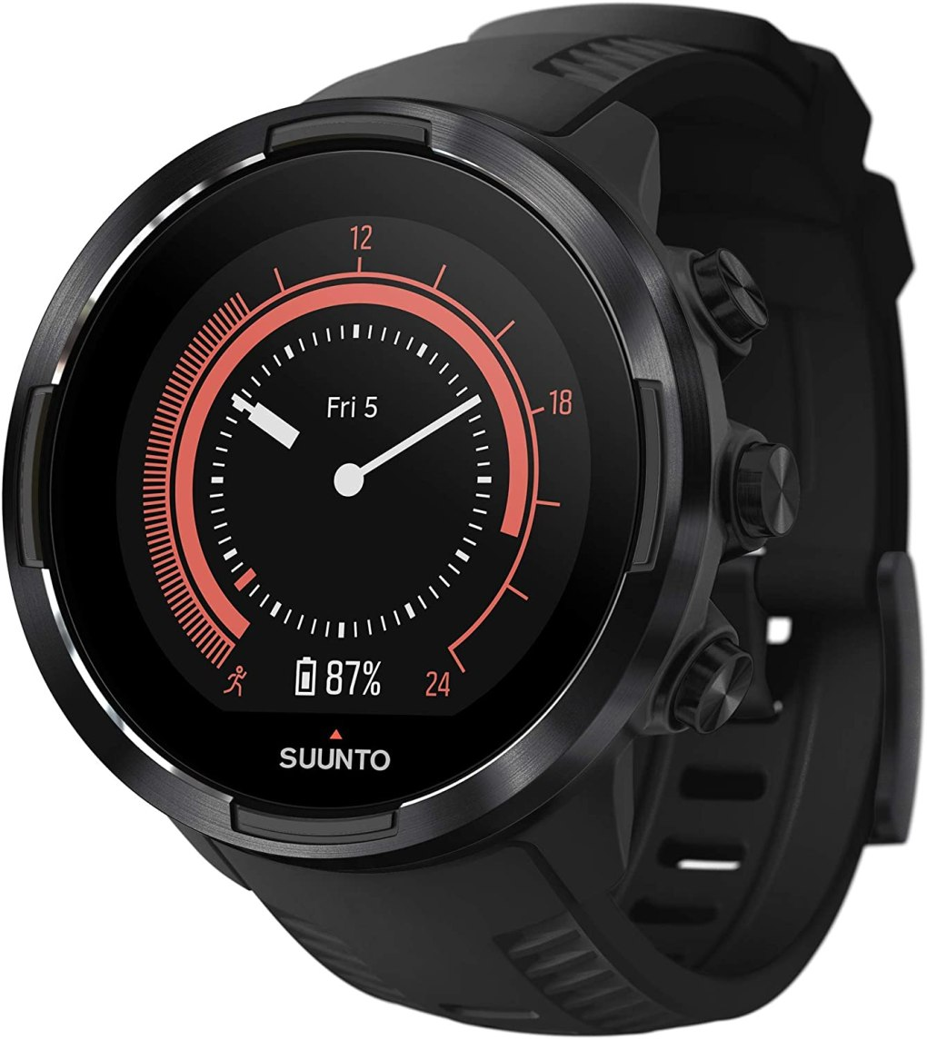 Suunto 9 Baro Reloj Multideporte GPS sin cinturón de frecuencia cardíaca