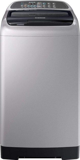 Samsung 7.0 Kg Fully-Automatic Top Loading Washing Machine (WA70N4420BS/TL, Silver, ActivWash+)