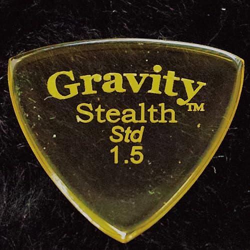 Gravity Guitar Picks Stealth Standard