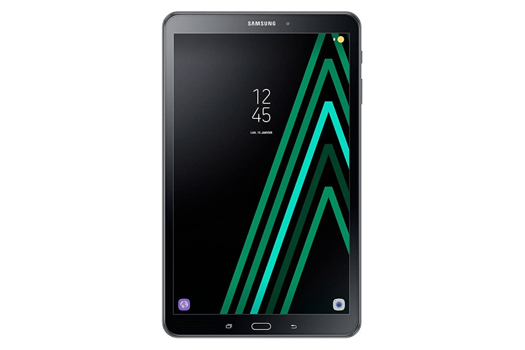 "Samsung Galaxy Tab A Tablette Tactile 10"" Noir (32 Go, 2 Go de RAM, Android 6.0, Wifi, Bluetooth)"