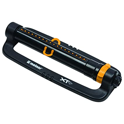 Melnor XT Turbo Oscillating Sprinkler; Waters up to 4000 sq. ft.