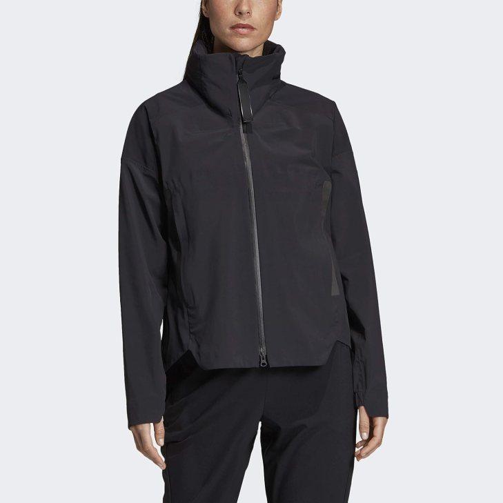 adidas Womens MYSHELTER Rain Jacket