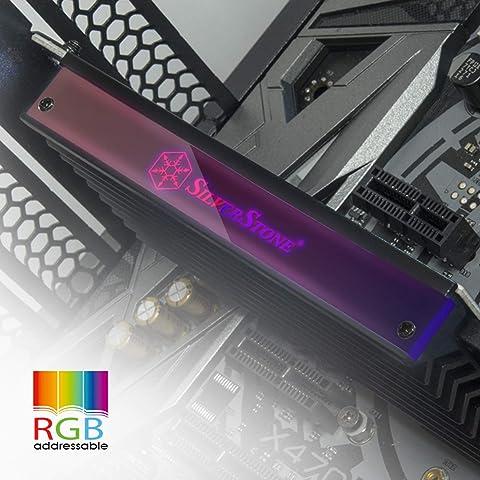 シルバーストーン SST-ECM24-ARGB RGB