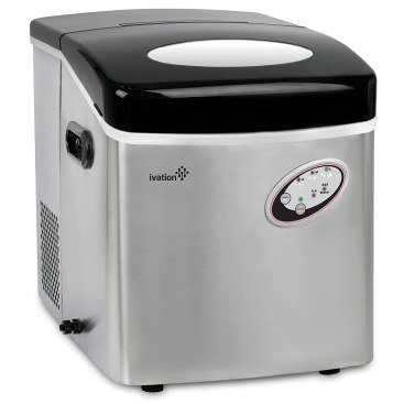 Ivation 48-Pound Daily Capacity Ice Maker