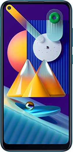 Samsung Galaxy M11 (Metallic Blue, 4GB RAM, 64GB Storage) with No Cost EMI/Additional Exchange Offers