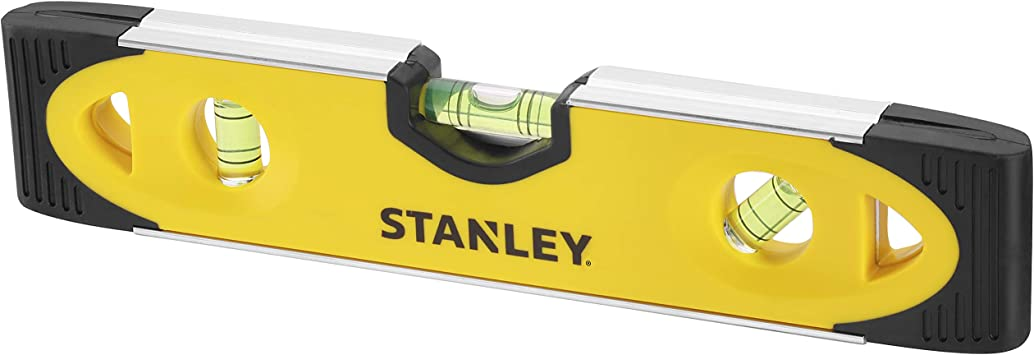 Stanley Shock Proof Torpedo Level 230 mm/9 inch 0-43-511