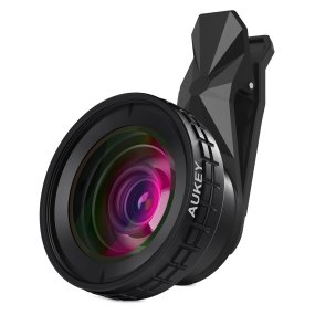 Aukey wide angle iphone lens review