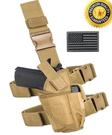 Drop Molle airsoft holster