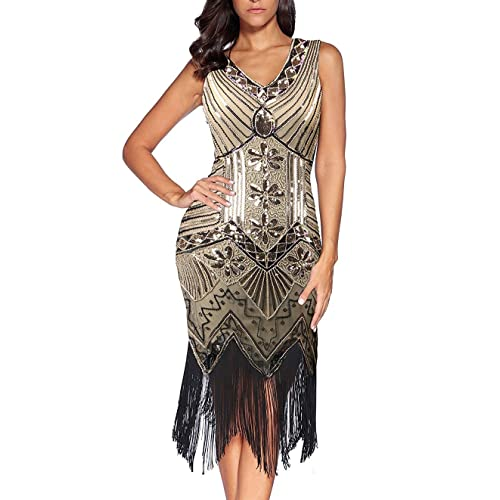 1920s Flapper Dress: Amazon.co.uk