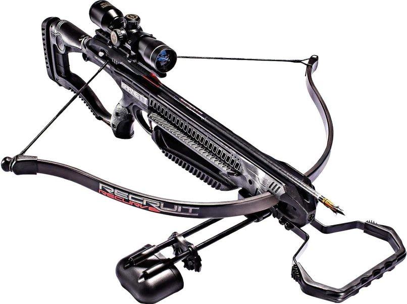 Recruit Recurve Crossbow 4x32 Scope