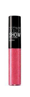 Maybelline Gemey Colorshow Lip Gloss Peach Lipstick