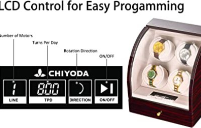 Chiyoda-Quad-Automatic-Watch-Winder