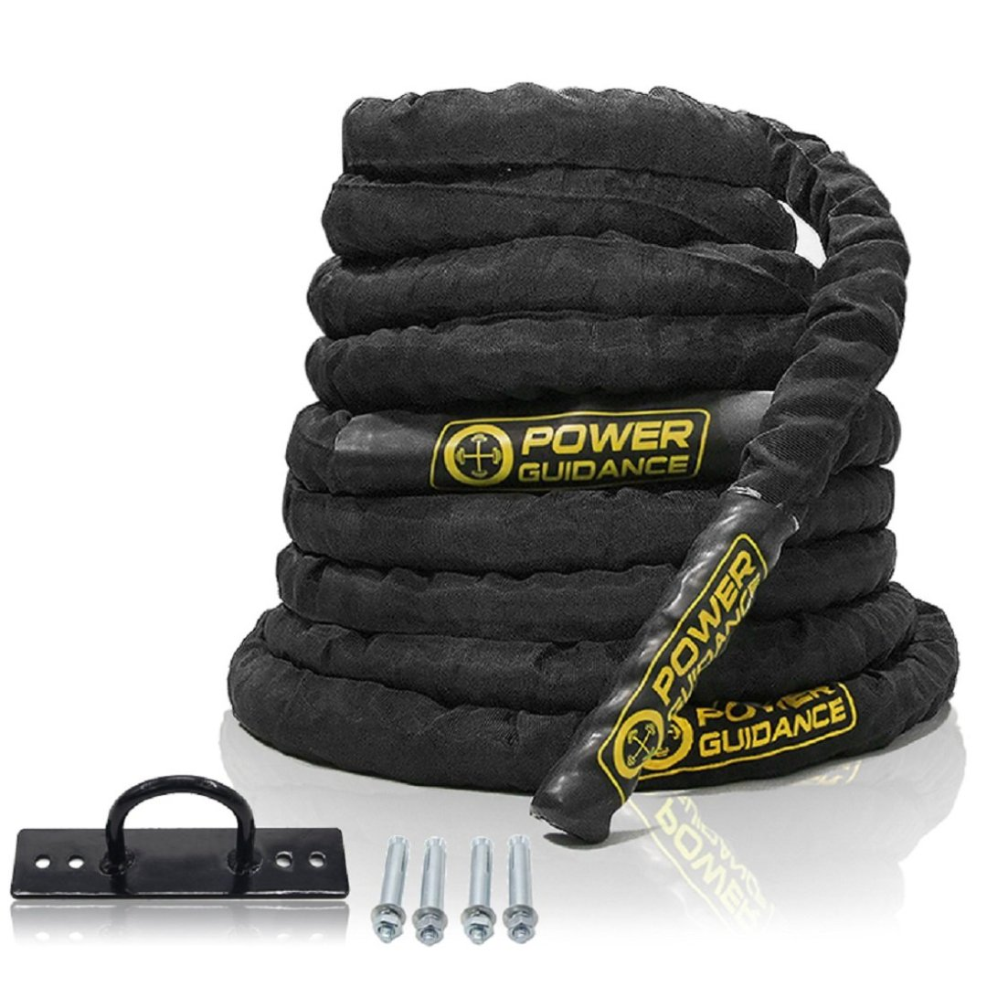 POWER GUIDANCE Battle Rope