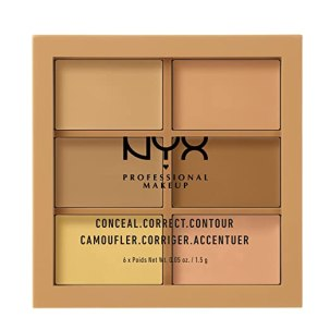 Nyx 2014 Correct Contour Concela - Medium