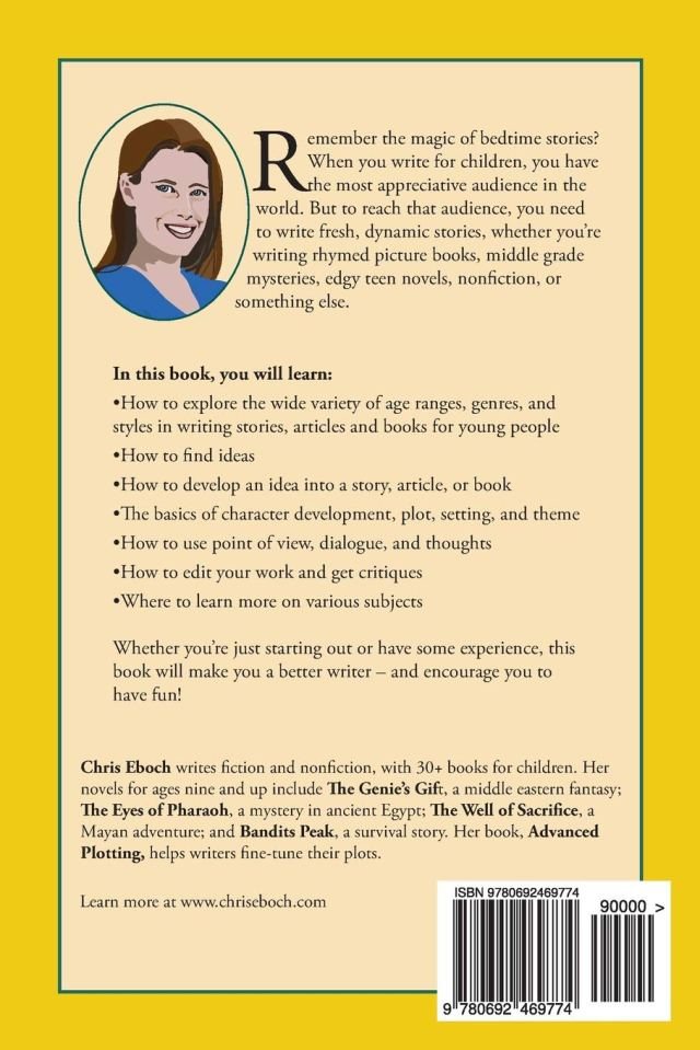 You Can Write for Children: How to Write Great Stories, Articles