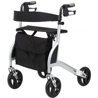 Sehr leichte Rollator mit Sitz nur 5kg von Elite Care