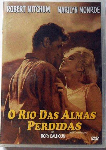 DVD O RIO DAS ALMAS PERDIDAS | Amazon.com.br