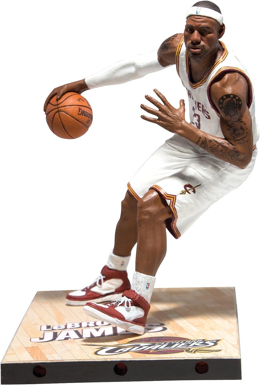 Amazon Com Mcfarlane Toys Nba Series 26 Lebron James Action Figure Sports Outdoors