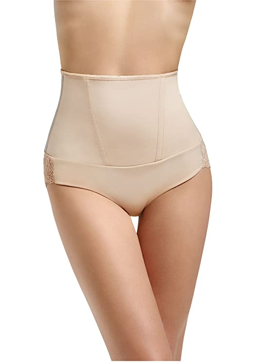 "b4aca4ddb2  3 Squeem ""Chic Vibes"" Mid-Waist Brief - The Best Shapewear for Luxurious  Feel. Best Shapewear for Muffin Top"